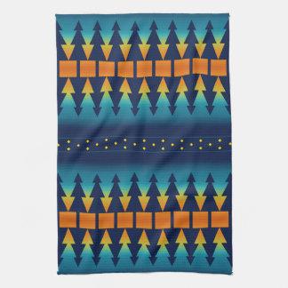 Southwest Sunset Pines Kitchen Towel