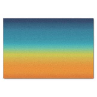 Southwest Sunset Tissue Paper