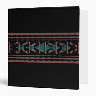 Southwest Tapestry 3-Ring Binder