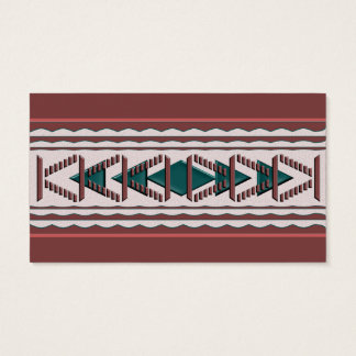 Southwest Tapestry Custom Business Cards