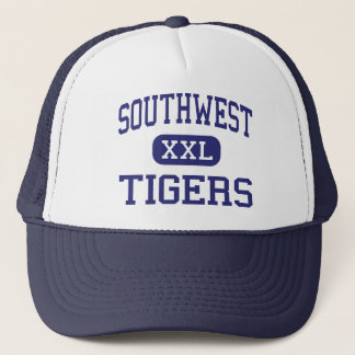 Southwest Tigers Middle Albert Lea Minnesota Trucker Hat