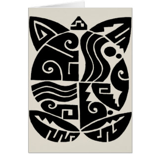 Southwest Tortuga Card