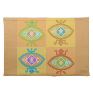 Southwest Tortuga Family Placemat