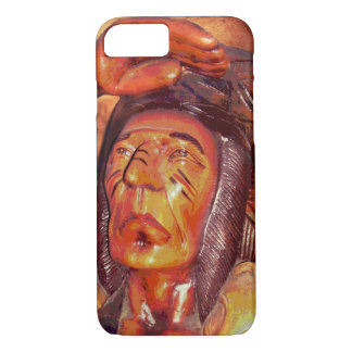 Southwest  Tribal Native American Indian Chief iPhone 7 Case
