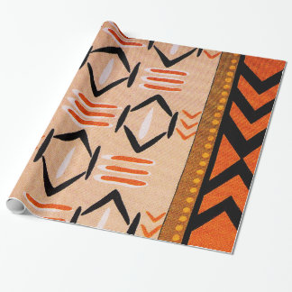 Southwest Tribal Wrapping Paper