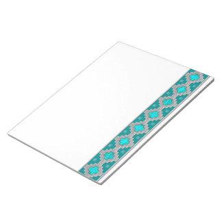 Southwest Turquoise Notepad