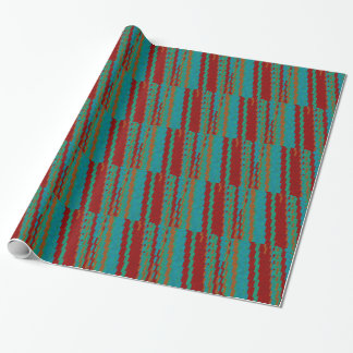 southwest wrapping paper