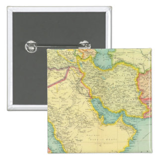 Southwestern Asia Pins
