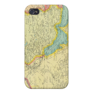 Southwestern Asia iPhone 4 Covers