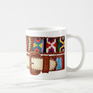 Southwestern Belt-Wrapped Mug! Coffee Mug