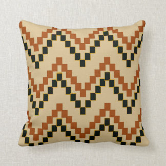 Southwestern Block Chevron Throw Pillow
