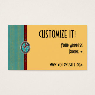 SouthWestern Custom Business cards