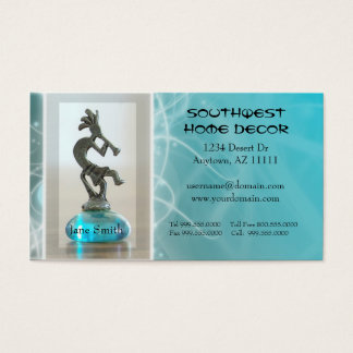 Southwestern Design Business Card