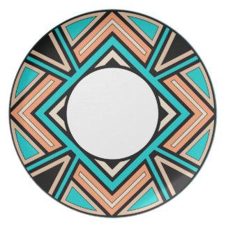Southwestern Design Plate