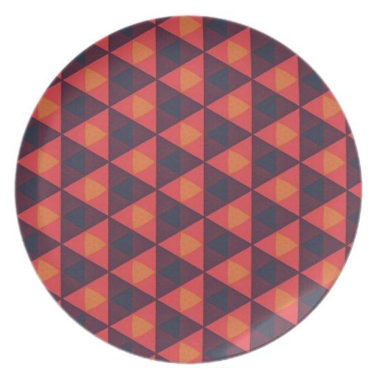 Southwestern Geometric Muted Series #2 Plate