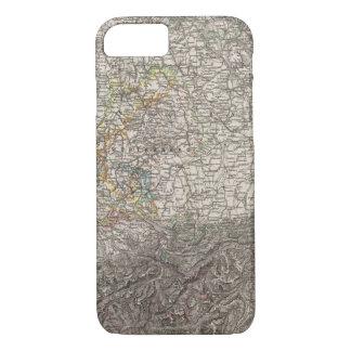Southwestern Germany and Switzerland iPhone 7 Case