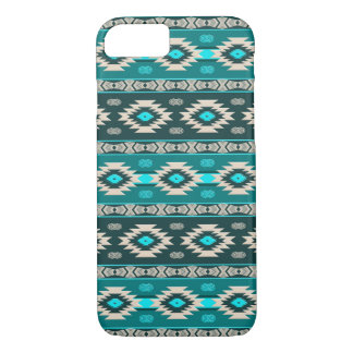 Southwestern navajo ethnic tribal pattern. iPhone 8/7 case