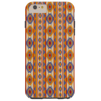 Southwestern navajo tribal pattern tough iPhone 6 plus case