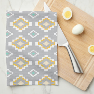 Southwestern pattern Dakota kitchen towel