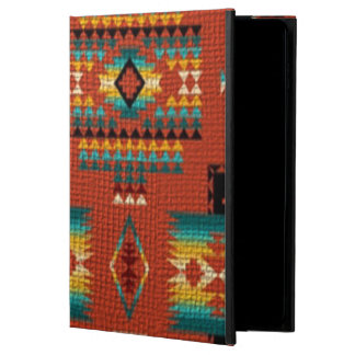 Southwestern pattern iPad Air 2 case