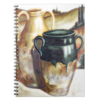 Southwestern Pottery Notebook
