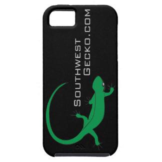 SouthwestGecko.com Logo Case
