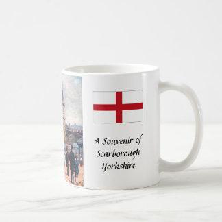 Souvenir Coffee Mug - Scarborough, Yorkshire