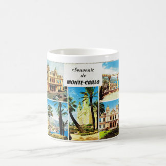 Souvenir de Monte-Carlo Coffee Mug