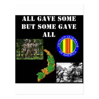 Souvenir du Vietnam Carte Postale