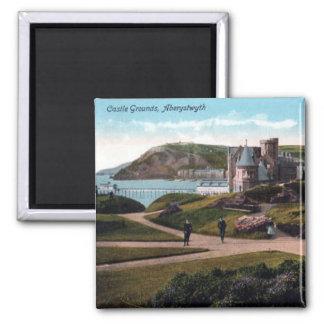 Souvenir Magnet - Aberystwyth