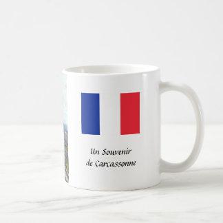 Souvenir Mug - Carcassonne,  Aude, France