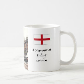 Souvenir Mug - Ealing, London