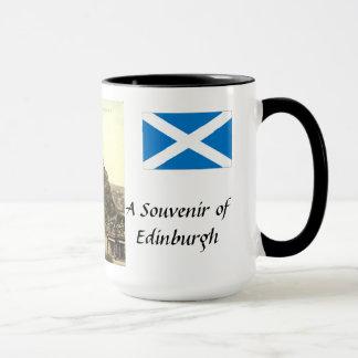 Souvenir Mug - Edinburgh