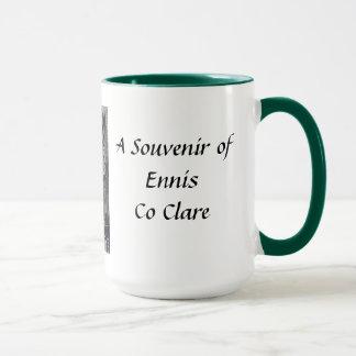 Souvenir Mug - Ennis, Co Clare