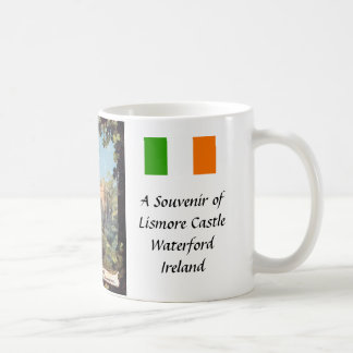 Souvenir Mug - Lismore Castle, Waterford, Ireland