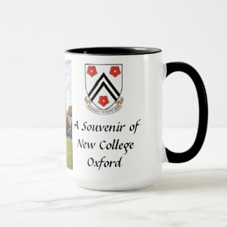 Souvenir Mug - New College, Oxford