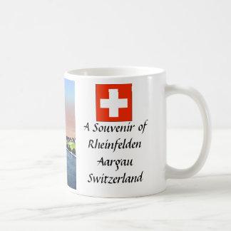 Souvenir Mug - Rheinfelden, Aargau, Switzerland
