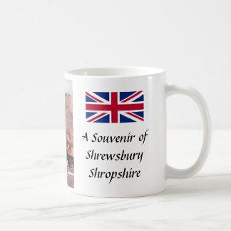 Souvenir Mug - Shrewsbury, Shropshire