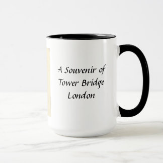 Souvenir Mug - Tower Bridge, London