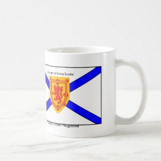 Souvenir of Nova Scotia Coffee Mug