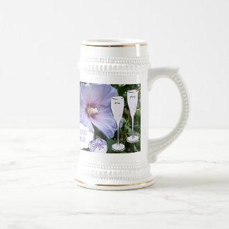 Souvenirs de mariage ; Épouser des souhaits Mug À Café