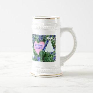 Souvenirs de mariage ; Épouser des souhaits Mugs À Café