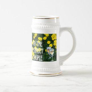 Souvenirs de mariage ; HTo les couples parfaits Tasse À Café
