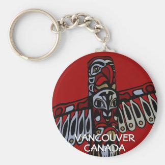 Souvenirs de Vancouver de porte - clé de Vancouver Porte-clés