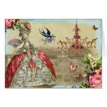 Souvenirs de Versailles Happy Birthday Card