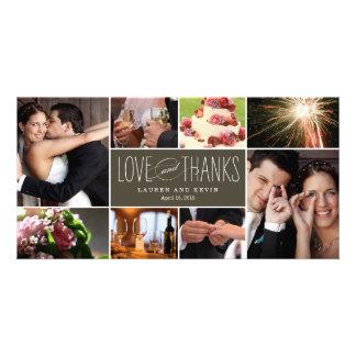 Souvenirs doux épousant des cartes photos de Merci Modèle Pour Photocarte