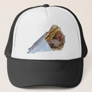 souvlaki trucker hat