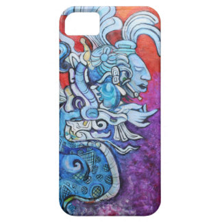 Sovereign plume serpent cell phone case