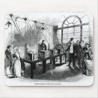 Sovereign Weighing Machine, Bank of England Mouse Pad