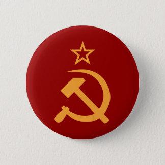 Soviet 2 Inch Round Button